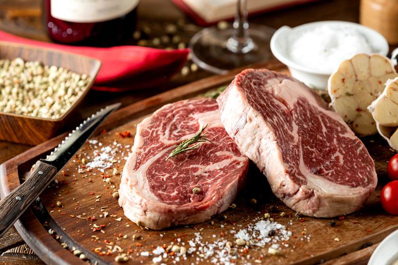 استیک-گوشت