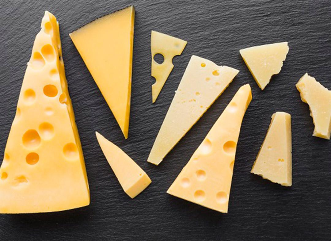 پنیر دارای طعم اومامی است