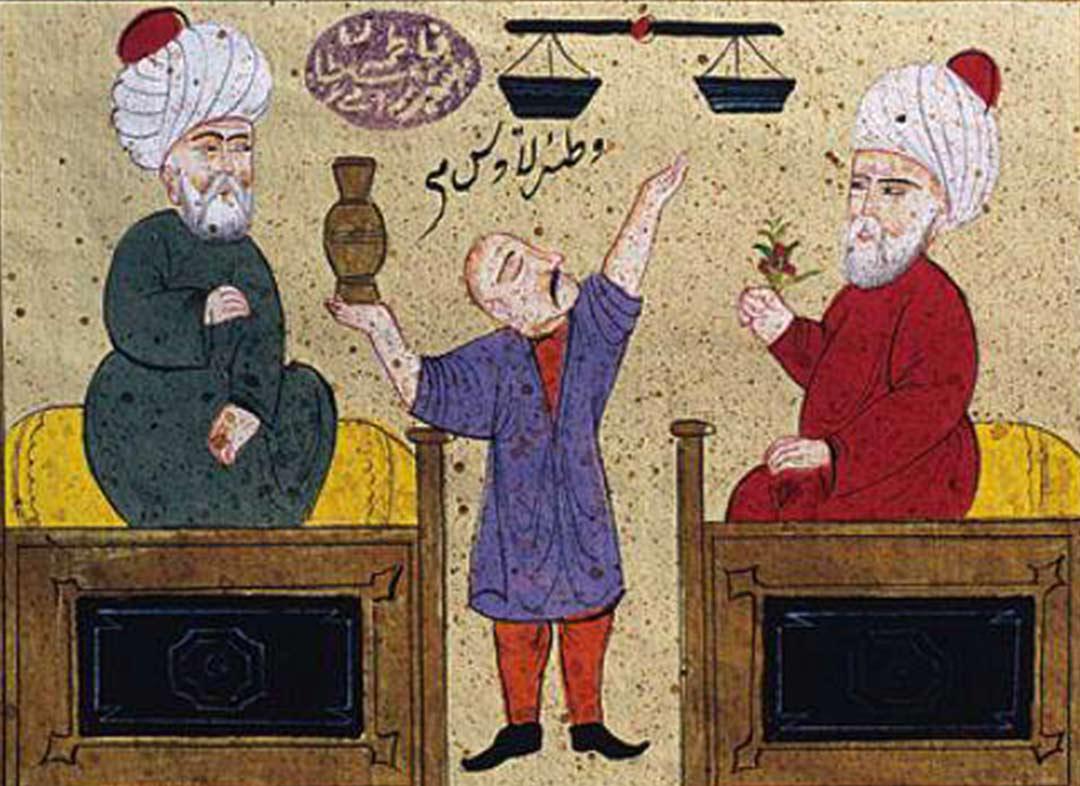 تاریخچه ادویه در اسلام