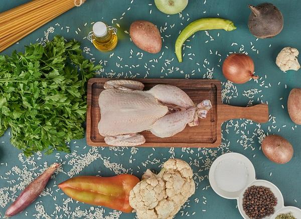 رفع بوی بد مرغ و ماهی با سادهترین روشها